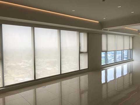 台中窗簾-捲簾
